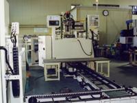 ナットランナー&Uターンコンベア<br /> Nut Runner &amp; U-turn Conveyor