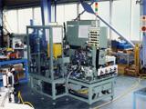 ギヤメータ自動ワッシャ挿入機<br /> Gear Meter Washer Insert Machine