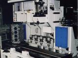 バランサシャフト  ベアリング圧入機<br /> Balancer Shaft Bearing Press Machine