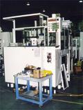 インテークマニホールドロアー ボール圧入機<br /> Intake Manifold Ball Press Fit Machine