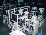 オイルパン/クランクケースカバー小組機<br /> Oil Pan and Crank Case Cover ASSY Unit