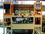 カムキャリア プラグ圧入機<br /> Cam Carrier Plug Press Fitting Unit