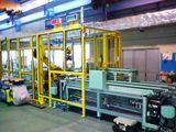 立型マシニングへのワーク自動搬入・搬出設備及び加工治具<br /> Work Loader for Vertical Machining Center