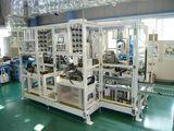 4輪エンジンリークテスト装置<br /> Automobile Engine Leak Tester