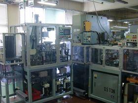 鉄芯自動組立機<br /> Magnetic Switch Core ASSY Unit